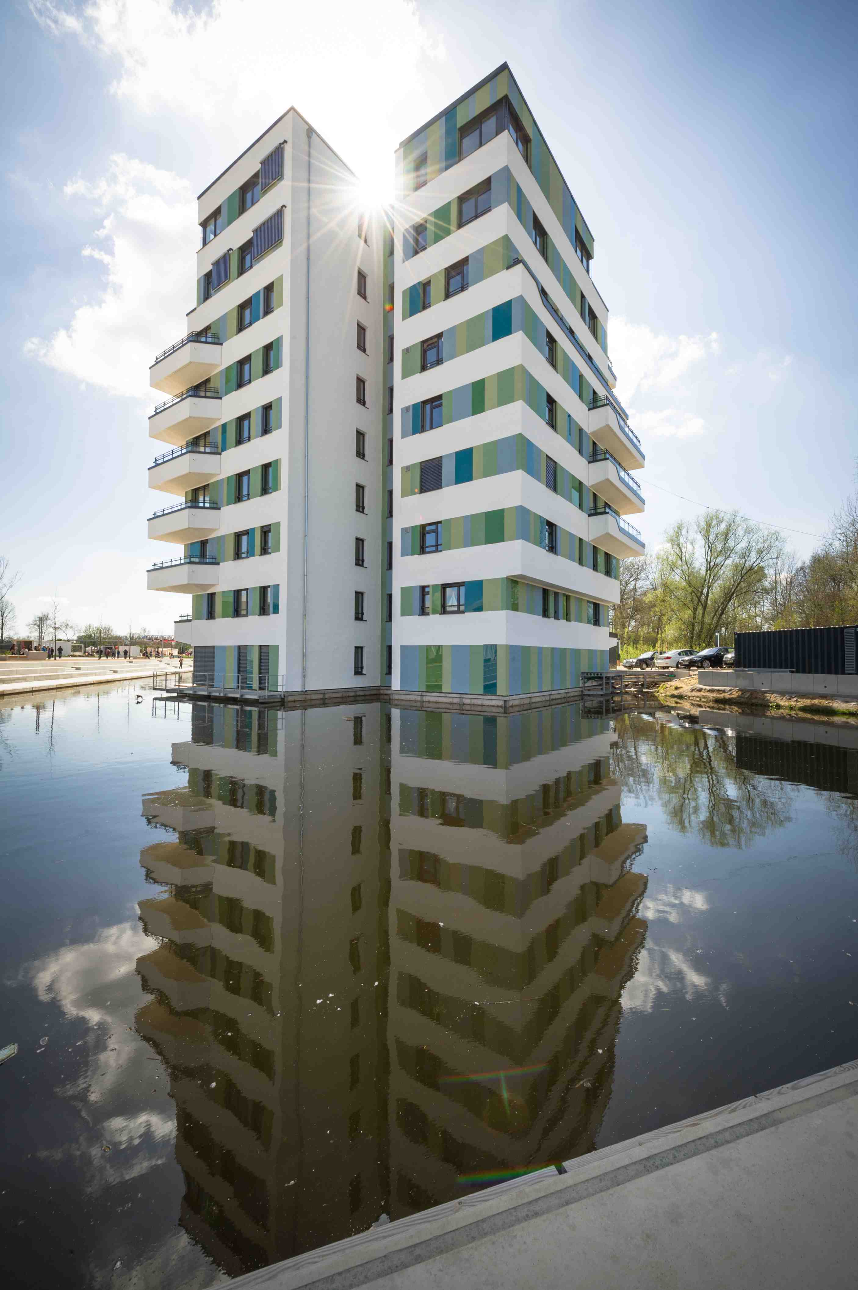 IBA Hamburg GmbH: Wilhlemsburg-Mitte
